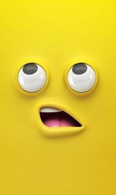 Wallpaper منوعات in 2019 funny iphone wallpaper, wallpaper, hd phone wallpa Emoji Wallpaper Iphone, Smile Wallpaper, Phone Screen Wallpaper, Colorful Wallpaper, Disney Wallpaper, Boys Wallpaper, Cellphone Wallpaper, Minion Wallpaper Hd, Iphone Wallpaper Yellow