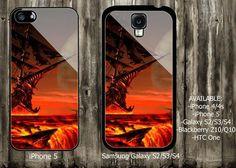lava ships iPhone 4/4S case iPhone 5 case Samsung Galaxy S3 case Samsung Galaxy S4 case from descaCase on Wanelo