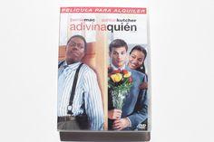 ADIVINA QUIÉN - DVD - ASHTON KUTCHER - BERNIE MAC - EDICIÓN ALQUILER