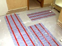 How to Install an Easy Heat Floor : How-To : DIY Network