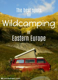 A map with our favorite wild camping spots in Eastern Europe. Camping Europe, Rv Camping Tips, Camping List, Camping Places, Camping Spots, Road Trip Europe, Travel Europe, Road Trips, Travel Destinations