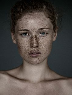 11 Stunning Portraits That Show Just How Beautiful Freckles Are  - Cosmopolitan.com