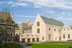 Whitman College at Princeton University, Princeton, New Jersey (2004–07) Porphyrios Assoc. built the Gothic Revival residential college at Princeton after former eBay CEO Meg Whitman donated $30 million for the structure.