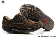 Buy Discount MBT Fanaka GTX Shoes Coffee Mens Casual shoes Store