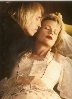 """Tom Petty and Kim Basinger, """"Last Dance with Mary Jane"""""""