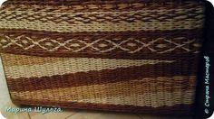 Поделка изделие Плетение Хохлома и кое-что еще Бумага газетная Материал бросовый фото 14