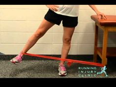 Hip Strengthening Exercises for Runners hip flexor strengthening Hip Workout, Running Workouts, Workout Videos, Exercise Videos, Jogging, Back Strengthening Exercises, How To Strengthen Knees, Running Injuries, Sweat It Out
