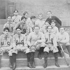 #tbt: UC Baseball in 1894.