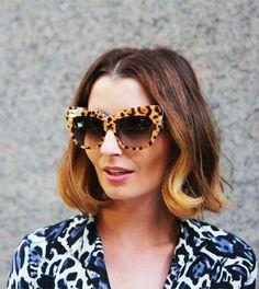99d75d67267c Leopard-print sunglasses FTW. Buy Sunglasses Online