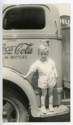 1957 Coca~Cola Truck