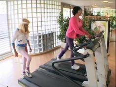 Samantha Oups ! Samantha à la gym, le retour - YouTube