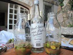 Domáce tinktúry z vodky - najlepšie recepty | Články (Ogorod.ru) Tequila, Vodka, Yummy Drinks, Beer Bottle, Lemonade, Red Wine, Food, Alcohol, Wine