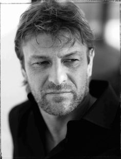 Sean Bean. Because Boromir is one seriously sexy Ginger.