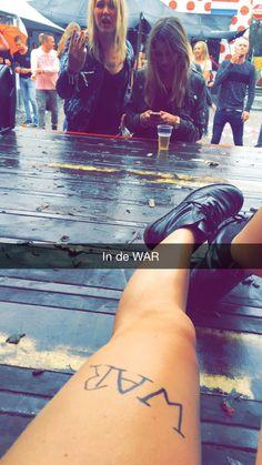 In de WAR