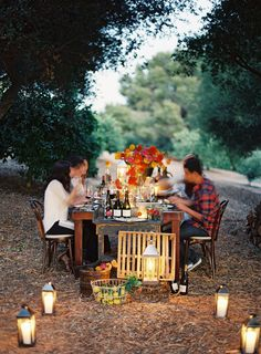 Farm-to-table inspiration for summer - grab your friends and enjoy an outdoor dinner in Wine Country!