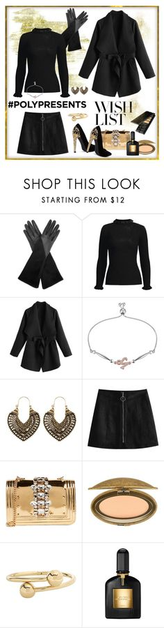 """#PolyPresents: Wish List"" by carola-corana ❤ liked on Polyvore featuring Aquatalia by Marvin K., GEDEBE, MAC Cosmetics, J.W. Anderson, Serge Lutens, contestentry, polyPresents and zaful"