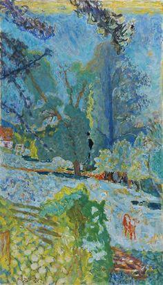 Pierre Bonnard, Unknown on ArtStack #pierre-bonnard #art