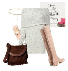"""""""boots"""" by masayuki4499 ❤ liked on Polyvore featuring Joie, Valentino, Frye and Michele"""