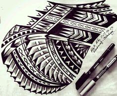Tattoo flash by Rozsdy Polynesian Tattoo Designs, Polynesian Tribal, Maori Tattoo Designs, Tricep Tattoos, Tasteful Tattoos, Tattoo Templates, Sacred Geometry Tattoo, Oriental Tattoo, Coffee Shop Design