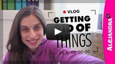 [VLOG] Getting Rid of Things from http://www.alejandra.tv/blog/2015/01/vlog-getting-rid-of-things/?utm_source=Pinterest&utm_medium=Pin&utm_content=GettingRid&utm_campaign=WeeklyVideo