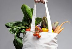We love reusable bags, but studies show that over 90 percent of people don't wash them regularly. That means you could be putting apples in the same bag that a raw chicken breast was oozing in just yesterday, which could put your food in contact with harmful bacteria like E. coli. Protect your family by regularly cleaning your bags!