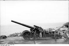 21 cm Mörser 18, Lapland, 1943