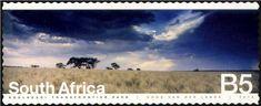 Stamp: Kgalagadi Transfrontier Park (South Africa) (National Parks) Mi:ZA 2343