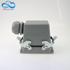H32B - HSB - 012-1 measure line shuangkou 12 core 35 a 500V large current heavy air connector plug screw feet