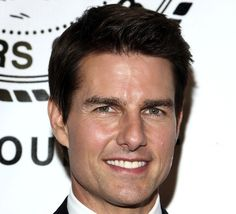 This has got to be one of the most famous faces in the world. Tom Cruise has fame - and dyslexia.