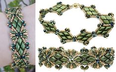 Deb Roberti's Solitaire Bracelets
