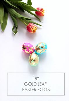Quick and Easy Easter Egg DIY Projects - The Cottage Market