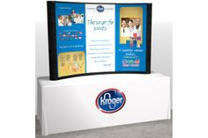 VTK 8ft Table Top Graphic Display