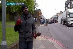 Great Britain has issued its response to Islamic savages beheading a British soldier on a London street in broad daylight 200 yards from the Royal Artillery Barracks: Defence sources said