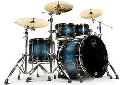 Mapex Saturn V MH Exotic MXSV504B Deep Water Maple Burl MSL #Schlagzeug #Drum