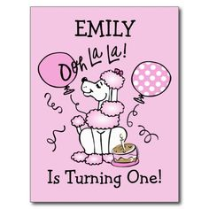Shop Pink Poodle Birthday Custom Postcard created by pinkinkart. Birthday Postcards, Life Is A Gift, Pink Poodle, Custom Postcards, Shopping Sites, Postcard Size, Birthday Quotes, It's Your Birthday, Create Your Own