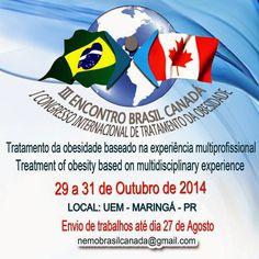 Blog do Sérgio: III Congresso Brasil-Canadá - Internacional de Tra...