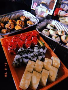 Sushi Party, Aesthetic Food, Food Cravings, Yummy Food, Pasta, Healthy Recipes, Cheese, Breakfast, Desserts