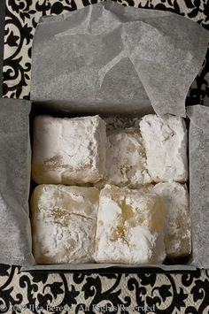 TURKISH DELIGHT or LOUKOUM
