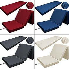 fold out mattress folding z bed guest bed with carry hand https