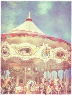 The life on the Merry Go Round