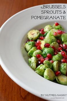 Brussels Sprouts on Pinterest | Roasted Brussels Sprouts, Sprouts and ...
