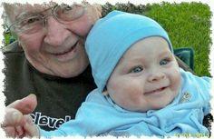 Brandon with Grandpa