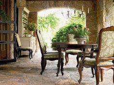 "furniture-meubles: ""Drexel Heritage Furniture. Wine Country Captivation. (via vintagehomeca) """