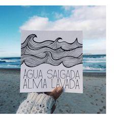 quem também aproveitou pra chegar perto do mar no último fim de semana e tá sentindo a segunda passar mais leve?  @jacquelopez #tonoadorofarm