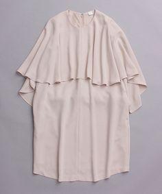 ◎フレンチキス ケープドレス