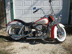 Harley-Davidson : Other 1972 harley davidson flh shovelhead S&S custom paint - http://www.legendaryfind.com/carsforsale/harley-davidson-other-1972-harley-davidson-flh-shovelhead-ss-custom-paint-2/