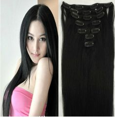 clip-in hair extension100% human hair $176.00 - 488.00