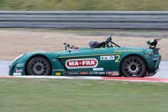 Verde come la più classica delle Lotus da corsa!