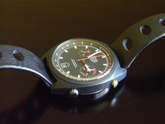 Ultimate Guide to the Heuer Monza | The Home of Vintage Heuer Collectors - Page 2
