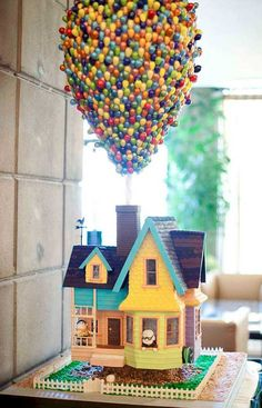 Cool Up cake! | 10 Crazily Creative Cakes - Tinyme Blog
